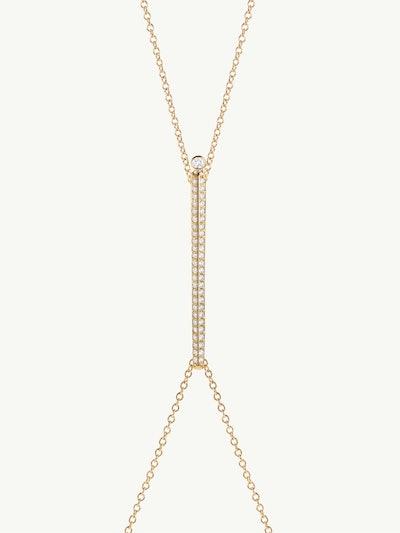 Aracelis Pavé Diamond Body Chain