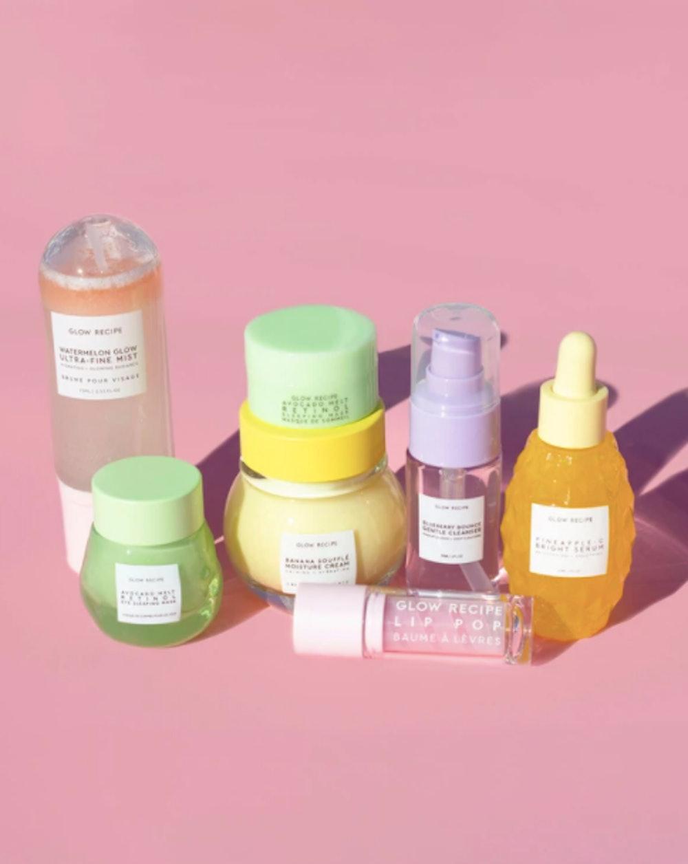 Anti-Redness Skincare Routine