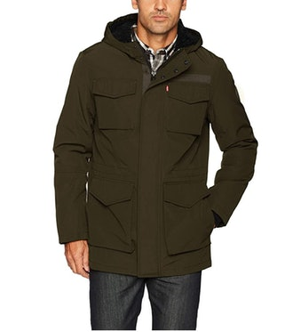 Levi's Arctic Cloth Sherpa-Lined Field Parka