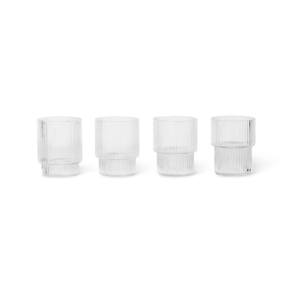 Ripple Small Glass Set