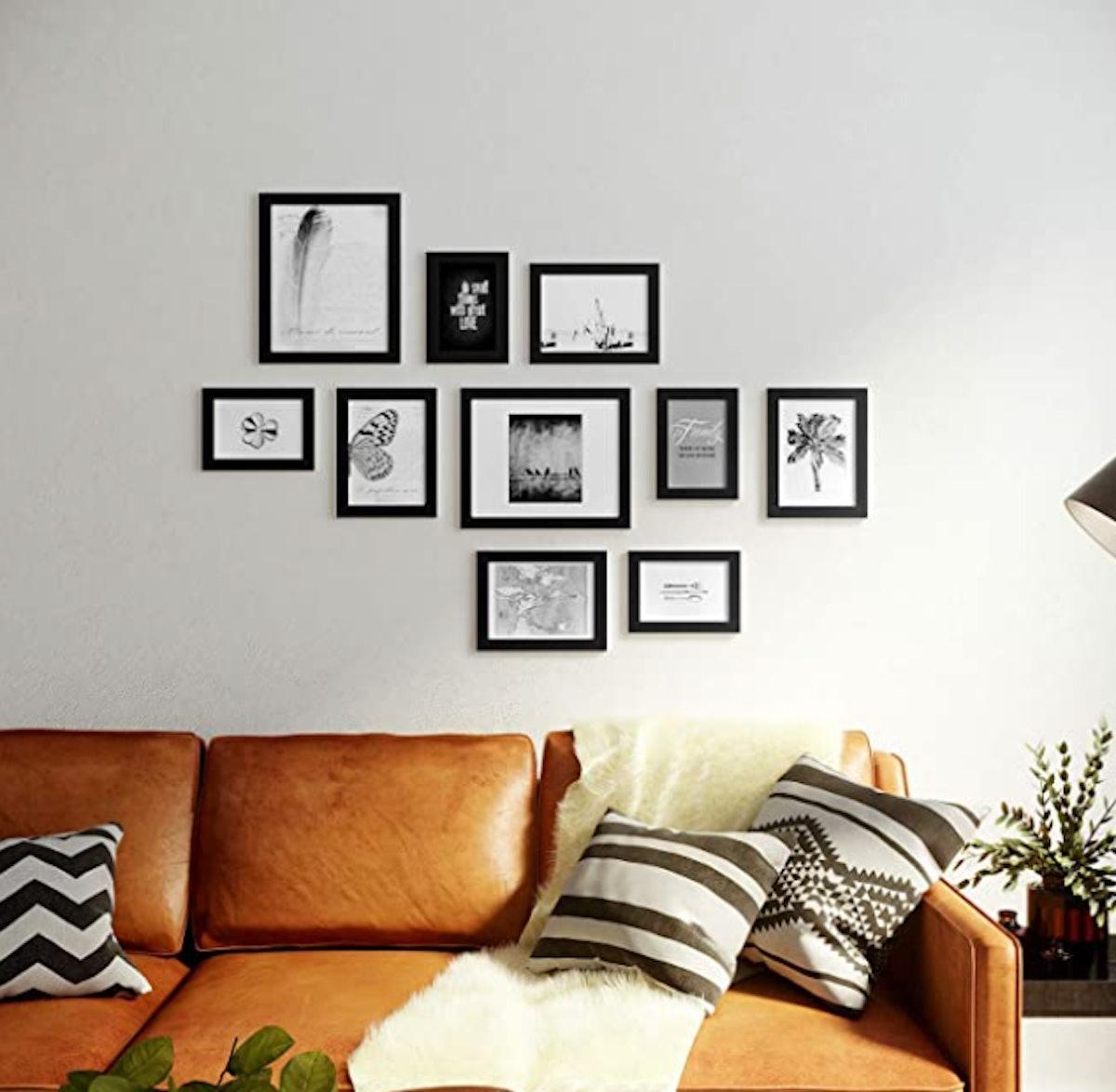 SONGMICS Picture Frames (10-Piece)