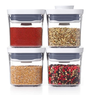 NEW OXO Good Grips Mini POP Container Set (4-Piece)