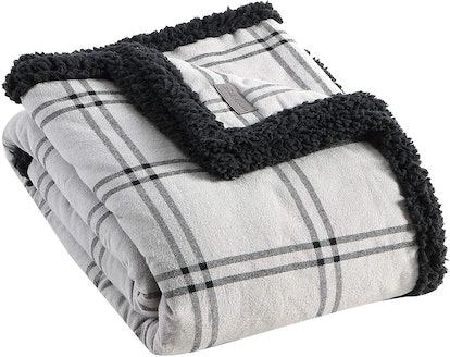 Eddie Bauer Reversible Throw Blanket
