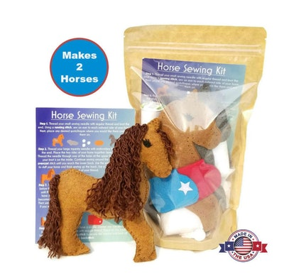 Horse Sewing Kit