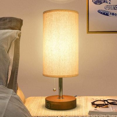 Seealle USB Table Lamp