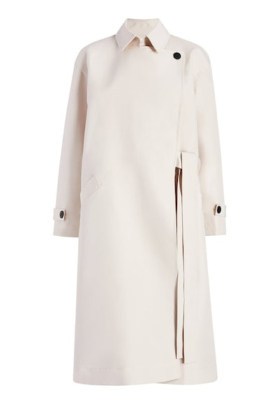 THE ERIN Oversized Belted Trench
