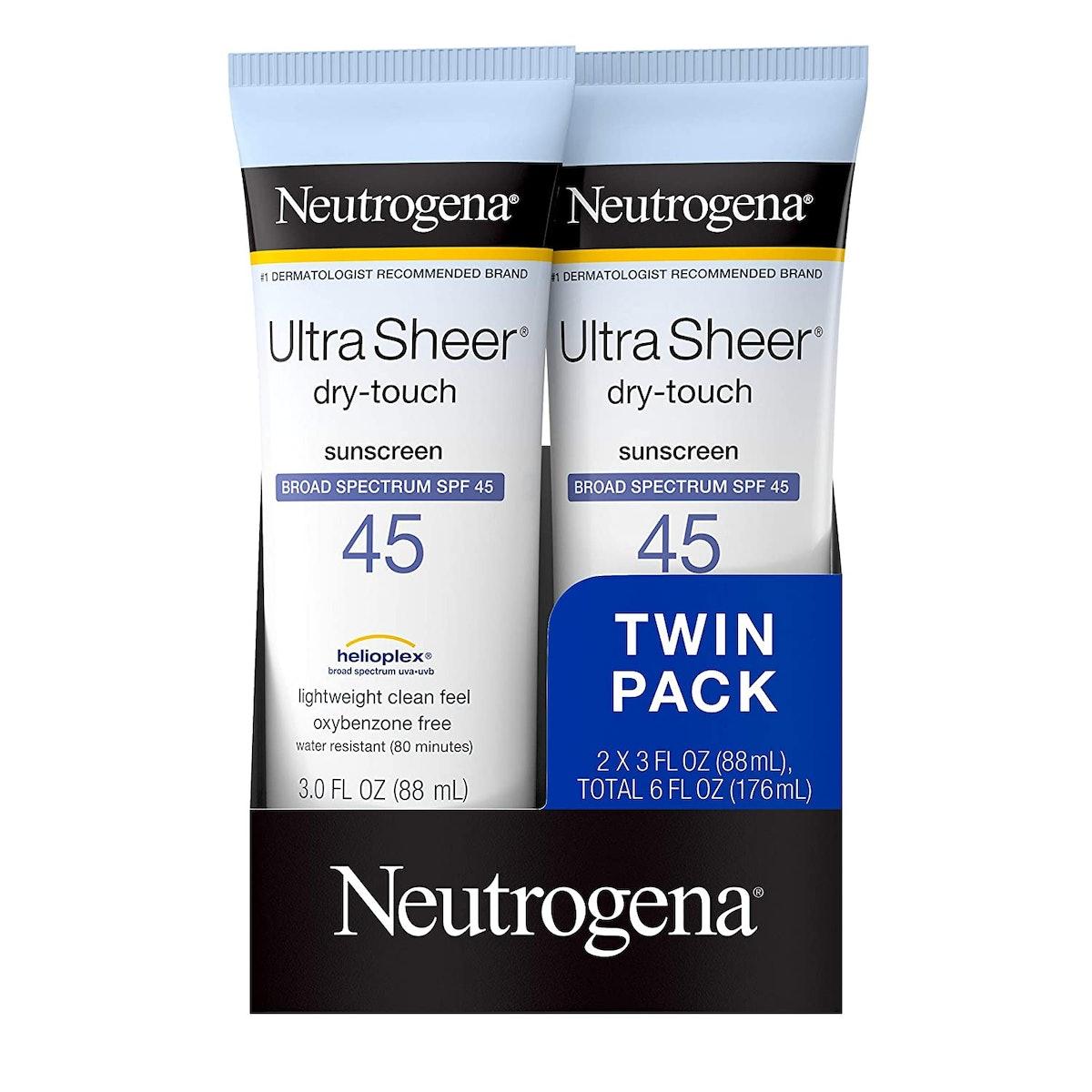 Neutrogena Ultra Sheer Dry-Touch