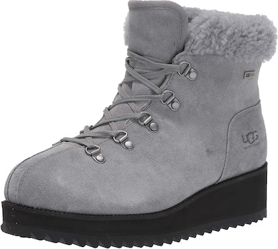 UGG Birch Lace-up Shearling Boot