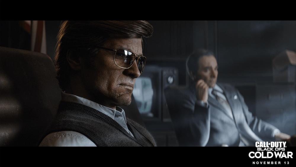 Robert Redford Call of Duty Black Ops