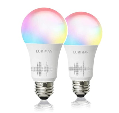 LUMIMAN Smart WiFi Light Bulb