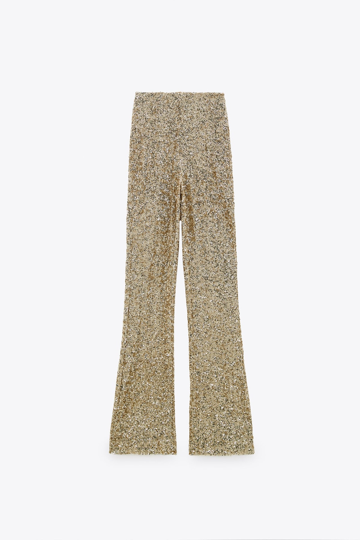 Limited Edition Flared Sequin Leggings