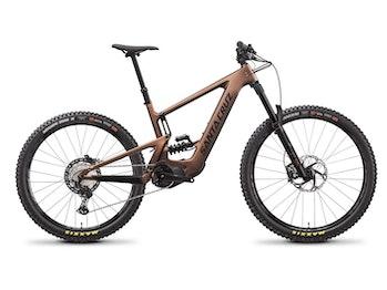 Santa Cruz's new Bullit MX electric mountain bike is designed to take a beating.