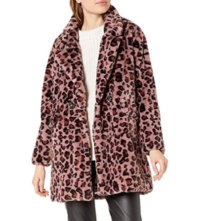 Steve Madden Faux Fur Jacket