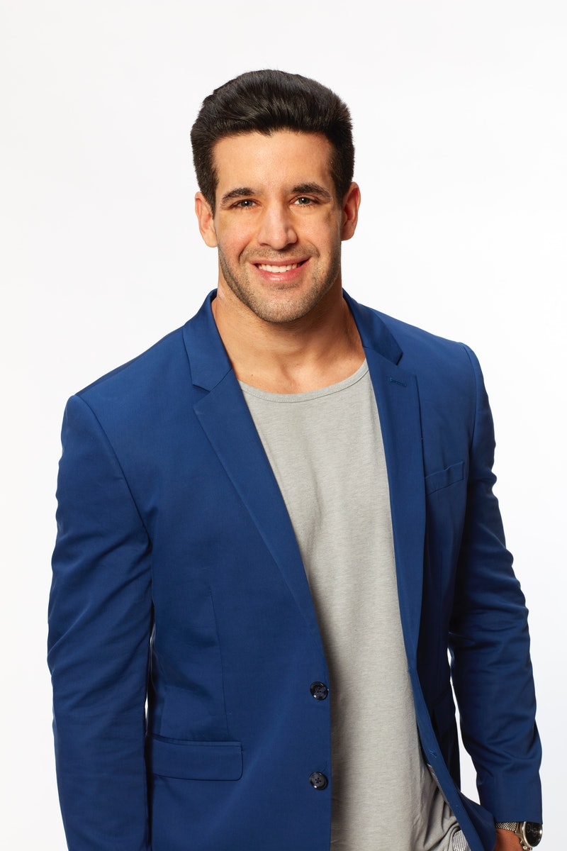 a photo of Bachelorette contestant Ed Waisbrot