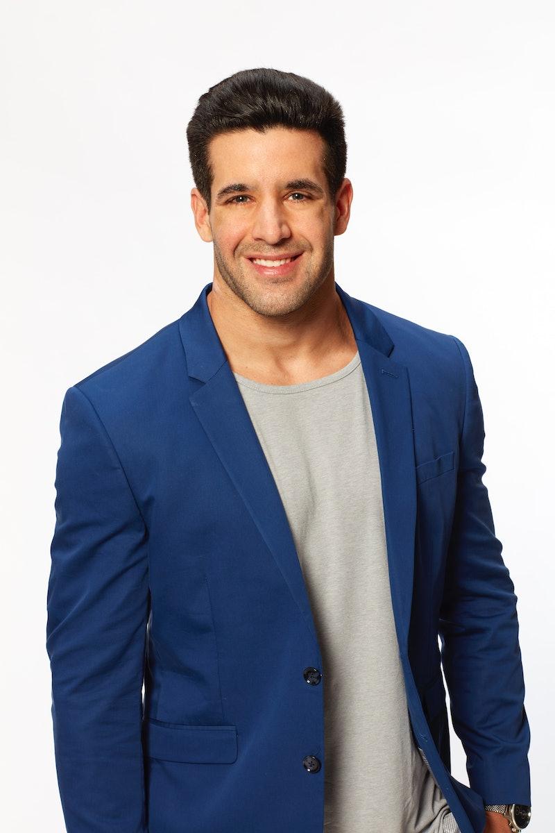 a photo of Bachelorette contestant Ed Waisbrot