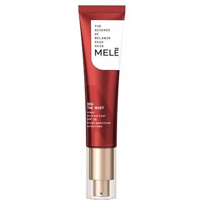 Dew The Most Sheer Moisturizer Sunscreen - SPF 30