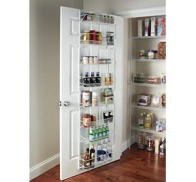 ClosetMaid Adjustable Door Rack
