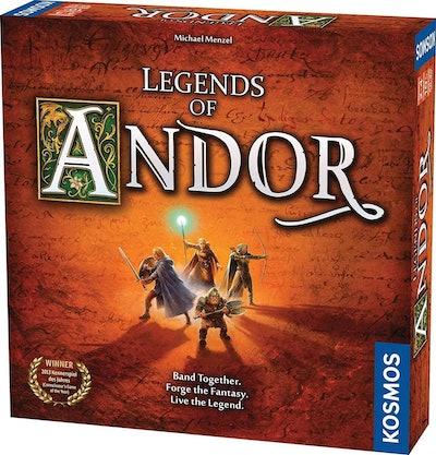 KOSMOS: Legends of Andor