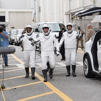 SpaceX Crew Dragon: Tom Cruise and others expected to fly in space capsule