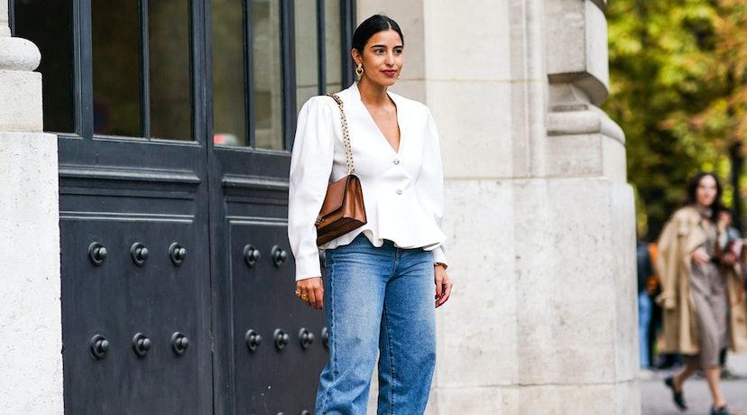 Bettina Looney Blue Jeans