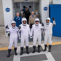 Musk Reads: SpaceX Crew Dragon has launched