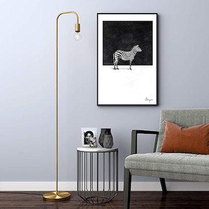 Oneach Industrial LED Floor Lamp