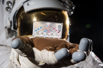 chip tech ISS