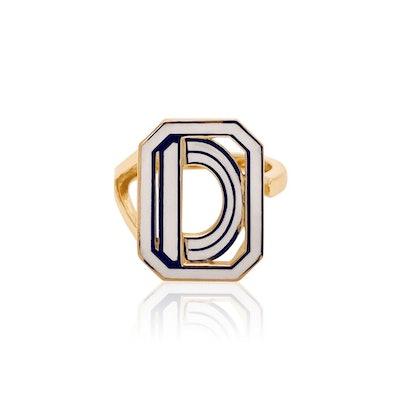 Gatsby Initial Ring