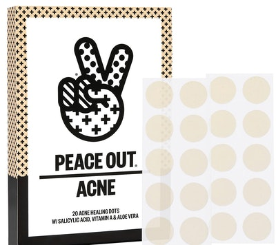 Peace Out Acne Dots