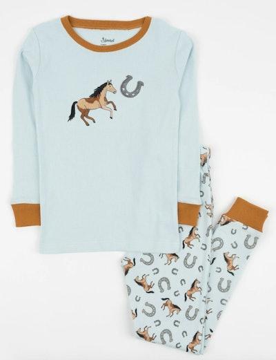 Cotton Horse Pajamas