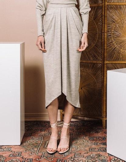 Ginkao Midi Skirt