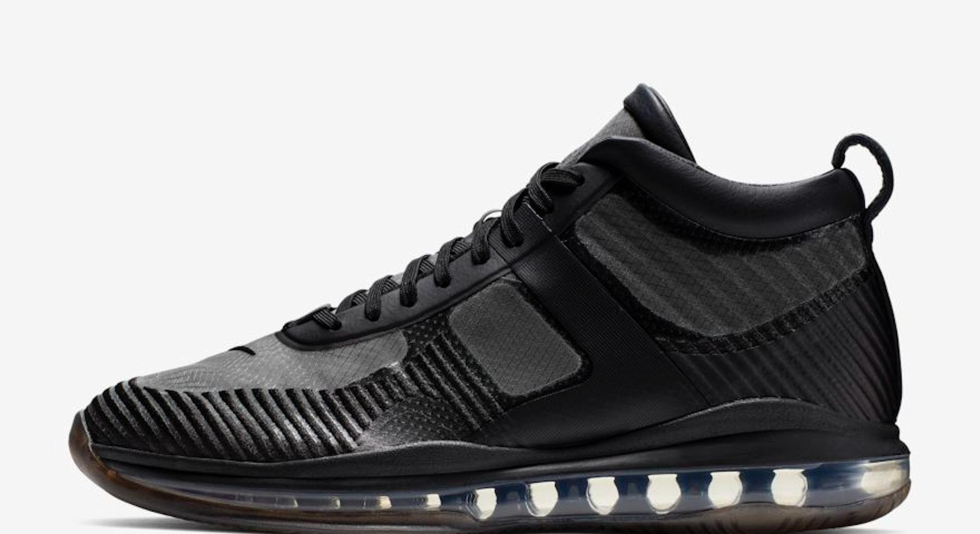 LeBron x John Elliott Icon sneakers on sale.