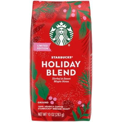 Starbucks Holiday Blend 2020