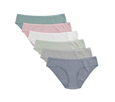 Knitlord Cotton Stretch Bikini Pack