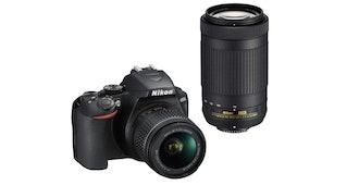 Nikon D3500 DX Format DSLR