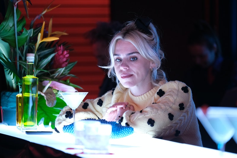 Billie Piper as Suzie in 'I Hate Suzie' on HBO Max. via HBO Max Press Site