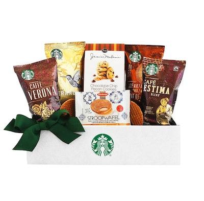 Starbucks Holiday Sampler Gift Box