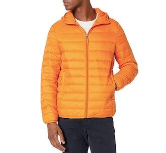 Amazon Essentials Hooded Puffer Jacket