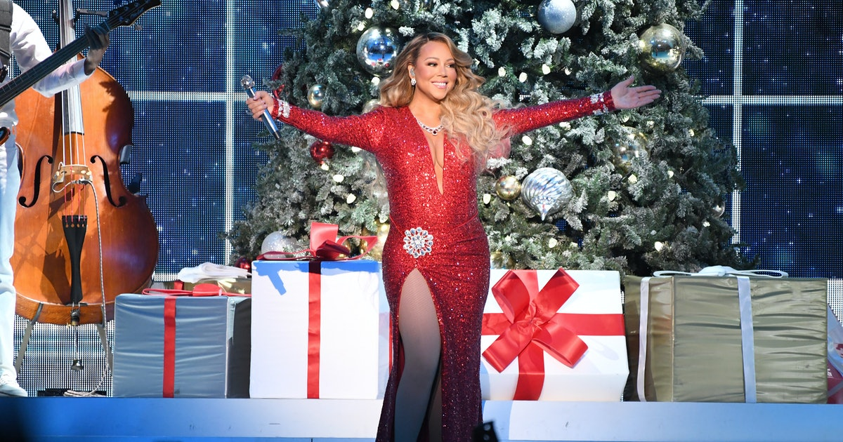 Mariah Carey Is Releasing A Star-Studded 'Magical Christmas Special'