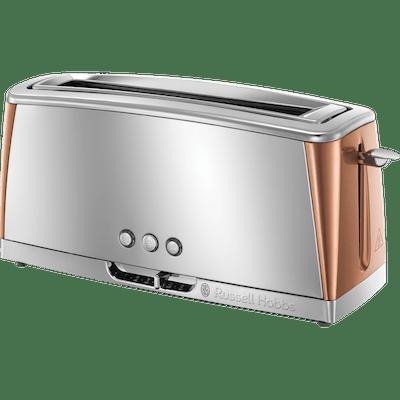Russell Hobbs Luna 24310 2 Slice Toaster - Copper