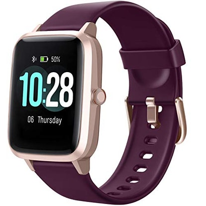 Letsfit Smart Watch with Heart Rate Monitor