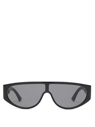 Shield Acetate Sunglasses