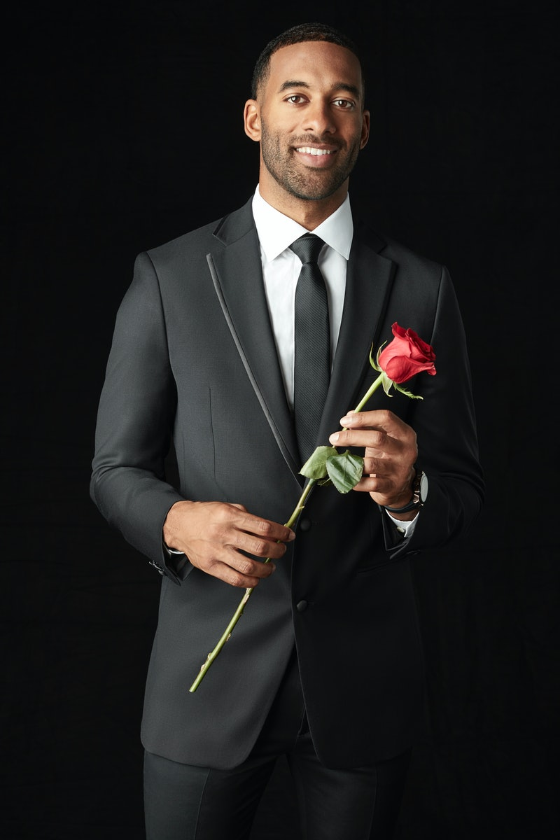 ABC released a first look at Matt James' upcoming season of 'The Bachelor'