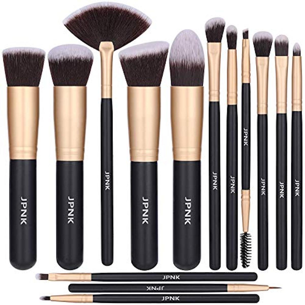 JPNK Makeup Brush Set