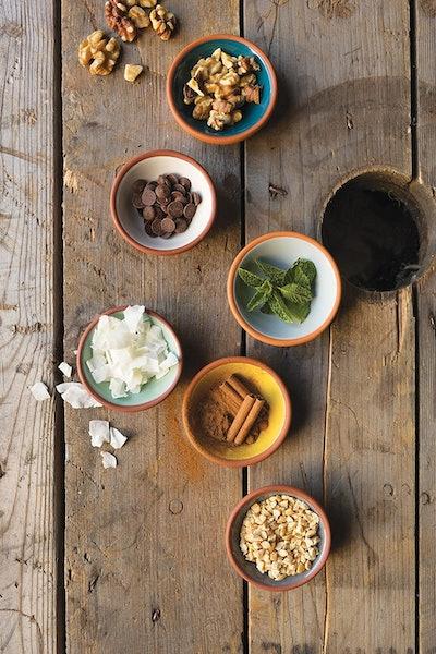 Now Designs Terracotta Pinch Bowls (Set Of 6)