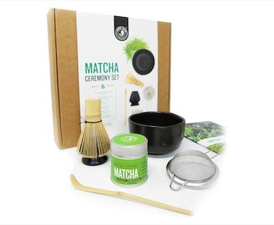 Jade Leaf Complete Matcha Set