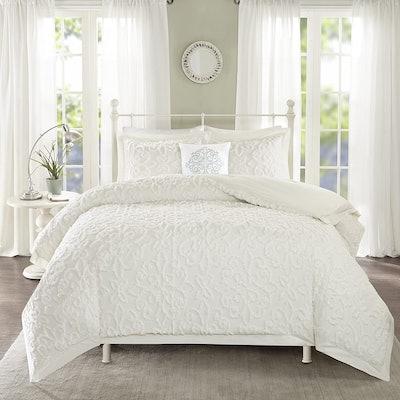 Madison Park Tufted Chenille Comforter