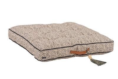 Painted Spots Present Tense Cushion