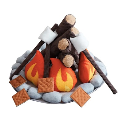 Asweets Campout Campfire & S'mores Set