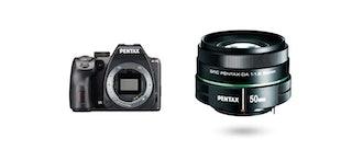 Pentax K-70 Weather-Sealed DSLR Camera